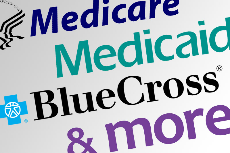 Health and medical supplies insurance consulting for Medicaid, Medicare, BlueCross, Aetna and others